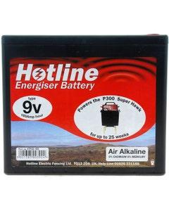 Hotline P32 Energiser Battery 9V 165AH