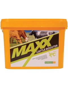 MAXX Cattle Booster with XPC - 22.5kg