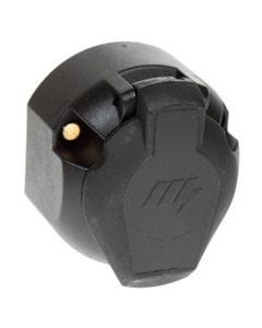 MVF Euro Socket Plastic - 12v 13 Pin