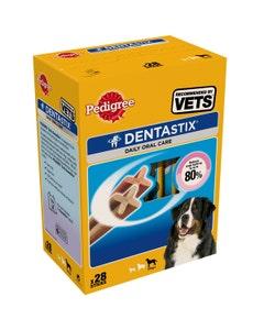 Pedigree Dentastix Large Dog (25kg+) - 28 Pack