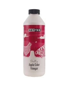 Net-Tex Poultry Apple Cider Vinegar – 1L
