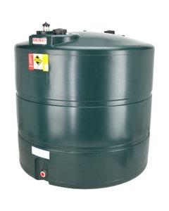 Deso Single Skin Domestic Oil Tank 2455L V2455T