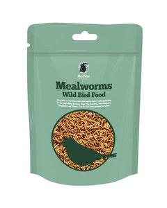 MVF Mealworms Wild Bird Food - 500g