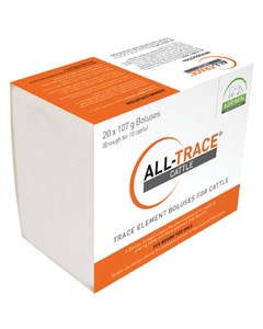 Agrimin All-Trace Cattle Bolus - Pack of 20