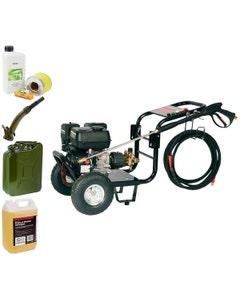 SIP 6.5HP Petrol Engine Driven Pressure Washer