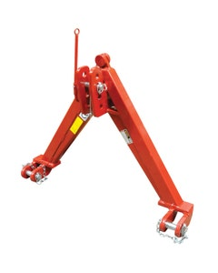 Sparex Frame Quick Hitch System