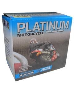 Platinum CTMX14.BS Motorcycle Battery 12v 12Ah