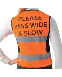 HyVIZ Please Pass Wide & Slow Waistcoat