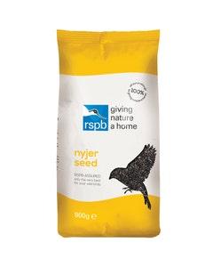 RSPB Nyjer Seed Wild Bird Food – 900g