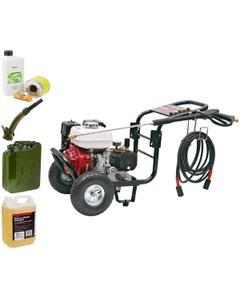 SIP 5.5HP Petrol Engine Driven Pressure Washer