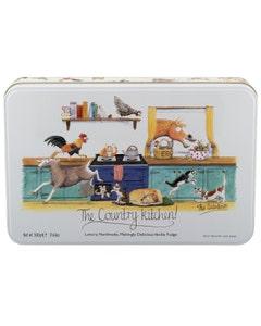 Gardiners Country Kitchen Vanilla Fudge - 500g