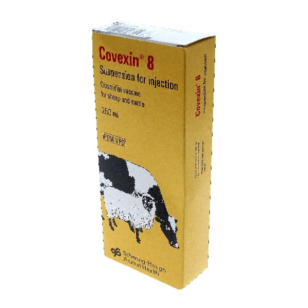 An image of Covexin 8 - 250ml