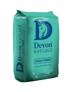 Devon Haylage High Fibre Ryegrass