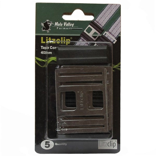 An image of MVF Litzclip® Tape Connector 40mm - Pack of 5