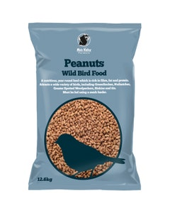 MVF Peanuts Wild Bird Food - 12.6kg