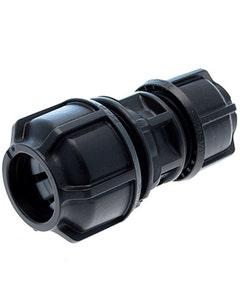 "Philmac Metric/Imperial Reducing Joiner POL X POL - 25mm/ 3/4"" x 20mm/ 1/2"""