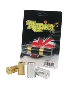 Napier Brass Snap Caps 20g