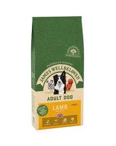James Wellbeloved Adult Dog Lamb & Rice - 15kg
