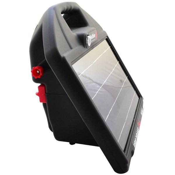 An image of Hotline Fire Drake HLS67 Solar Powered Fencing Energiser