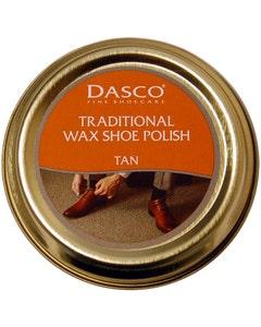 Dasco Tan Shoe Polish - 50ml