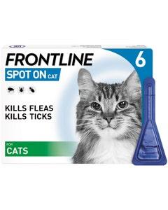 Frontline Spot On Cat - 6 Pack