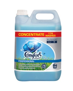 Comfort Original Concentrated Fabric Conditioner 5L - 178 Wash