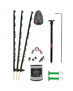 Mole Electric Fencing Ultimate Equestrian Paddock Kit - 200m