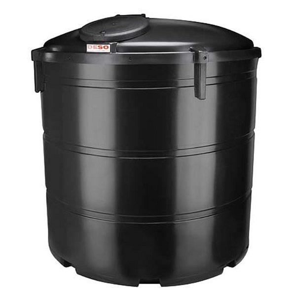 An image of Deso Black Water Tank 3050L - V3050BLKWT