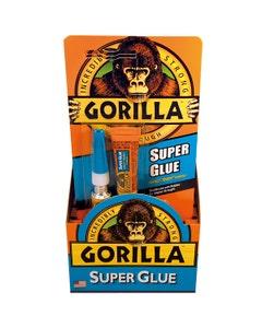 Gorilla Super Glue - 2 x 3g