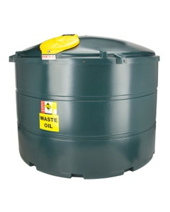 Deso Bunded Vertical Waste Oil Tank 3500L - V3500WOW