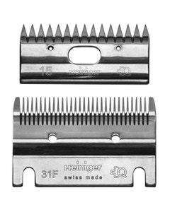 Heiniger Fine Clipper Blade Set