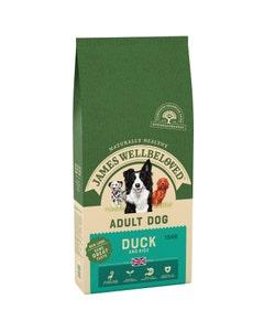 James Wellbeloved Adult Dog Duck & Rice - 15kg