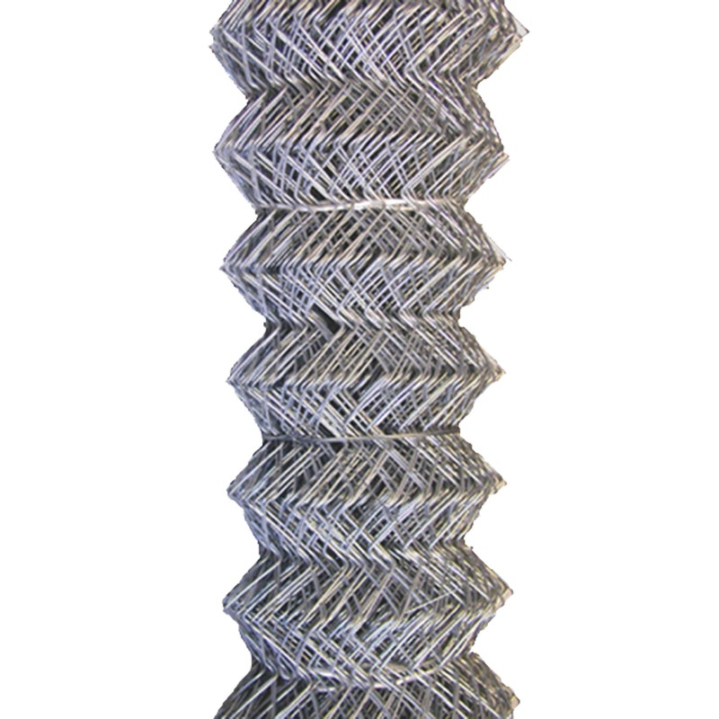 An image of Kestrel Galvanised Chain Link Fencing - 900mm x 50mm x 25m