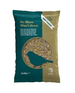 MVF No Mess, Won't Grow Wild Bird Food - 12.6kg