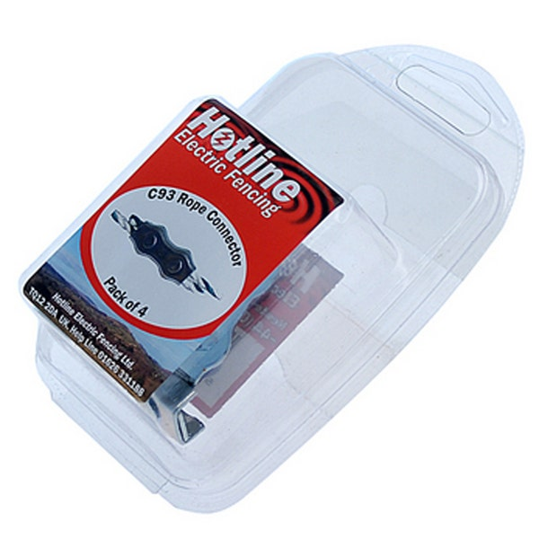 An image of Hotline C93 Rope Connector - Pack of 4