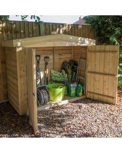 Forest Garden Apex Large Outdoor Store - Unassembled