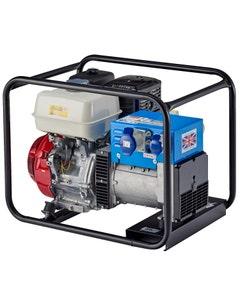 Stephill 6500HMS 6.5kVA Portable Petrol Generator