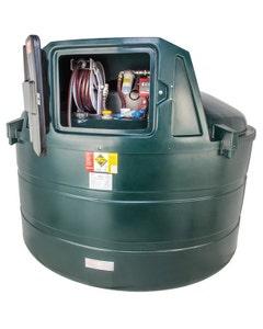 Deso Diesel Dispenser Tank 5000L - VLP5000CDDFMHR