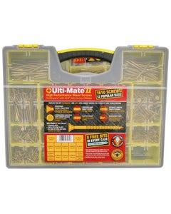 Ulti-Mate 1610 Screws In Plastic Case
