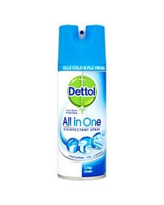 Detol All in One Disinfectant Spray - 400ml