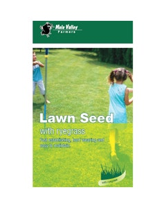 MVF General Purpose Lawn Seed With Ryegrass - 2kg