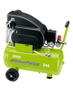 Draper Stormforce 24L Air Compressor - 1.5kW