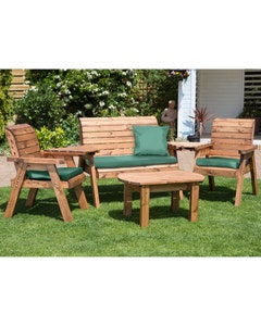 Charles Taylor 4 Seater Multi Set - Green