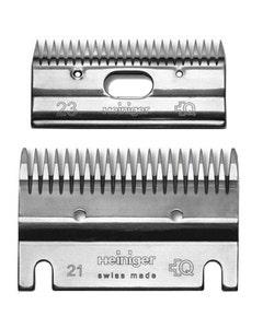 Heiniger Coarse Clipper Blade Set