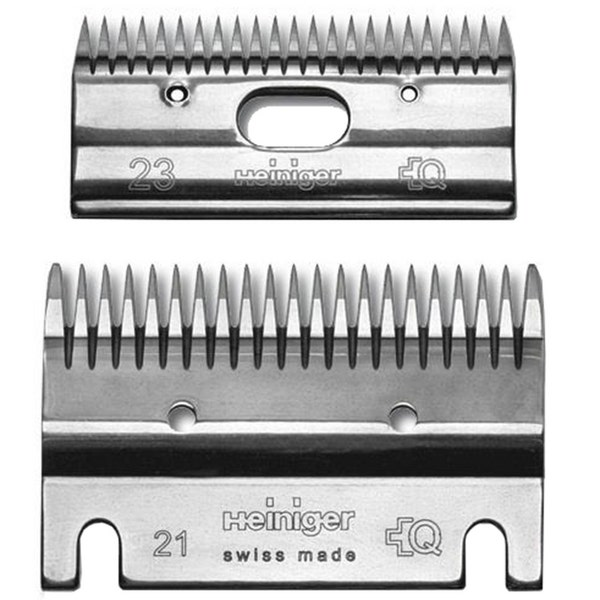 An image of Heiniger Coarse Clipper Blade Set