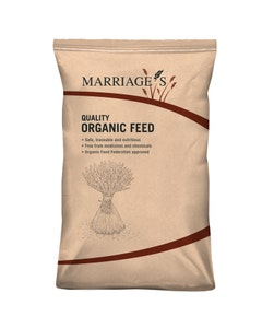 Marriages Organic Mixed Corn - 20kg