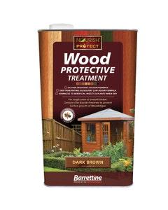 Barrettine Nourish & Protect Wood Protective Treatment 25L