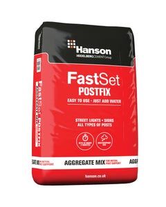 Hanson Fast Set Post Fix Aggregate Mix - 20kg