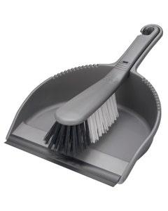 Addis Dustpan & Brush Set (Stiff Bristle)