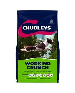 Chudleys Working Crunch Adult Dry Dog Food – 14kg